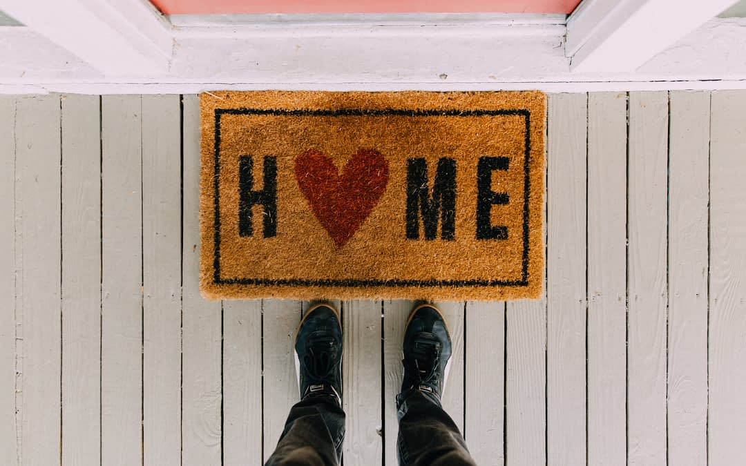 Turning a House into your Home